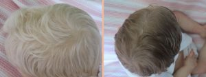 Reborn Baby Rooted Hair   Micro Rooting