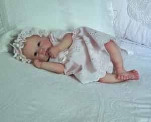 Catrin by Linda Murray - Reborn Baby SOLD