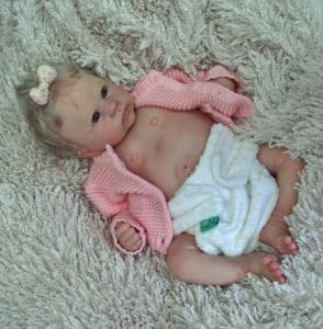 Catrin by Linda Murray - Reborn Baby SOLD