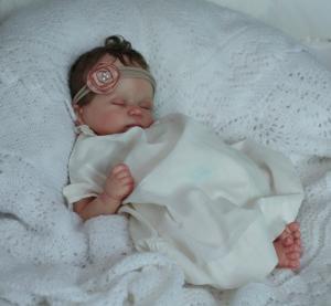 Lydia by Linda Murray Reborn Baby